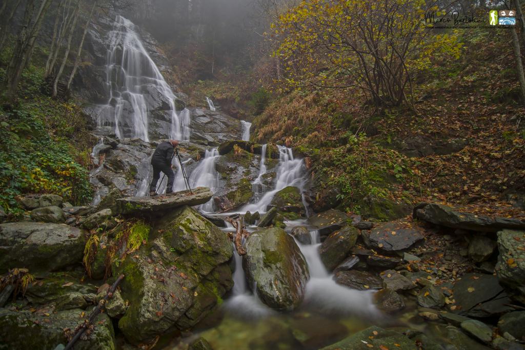 Cascata del Saut - Valle Pesio