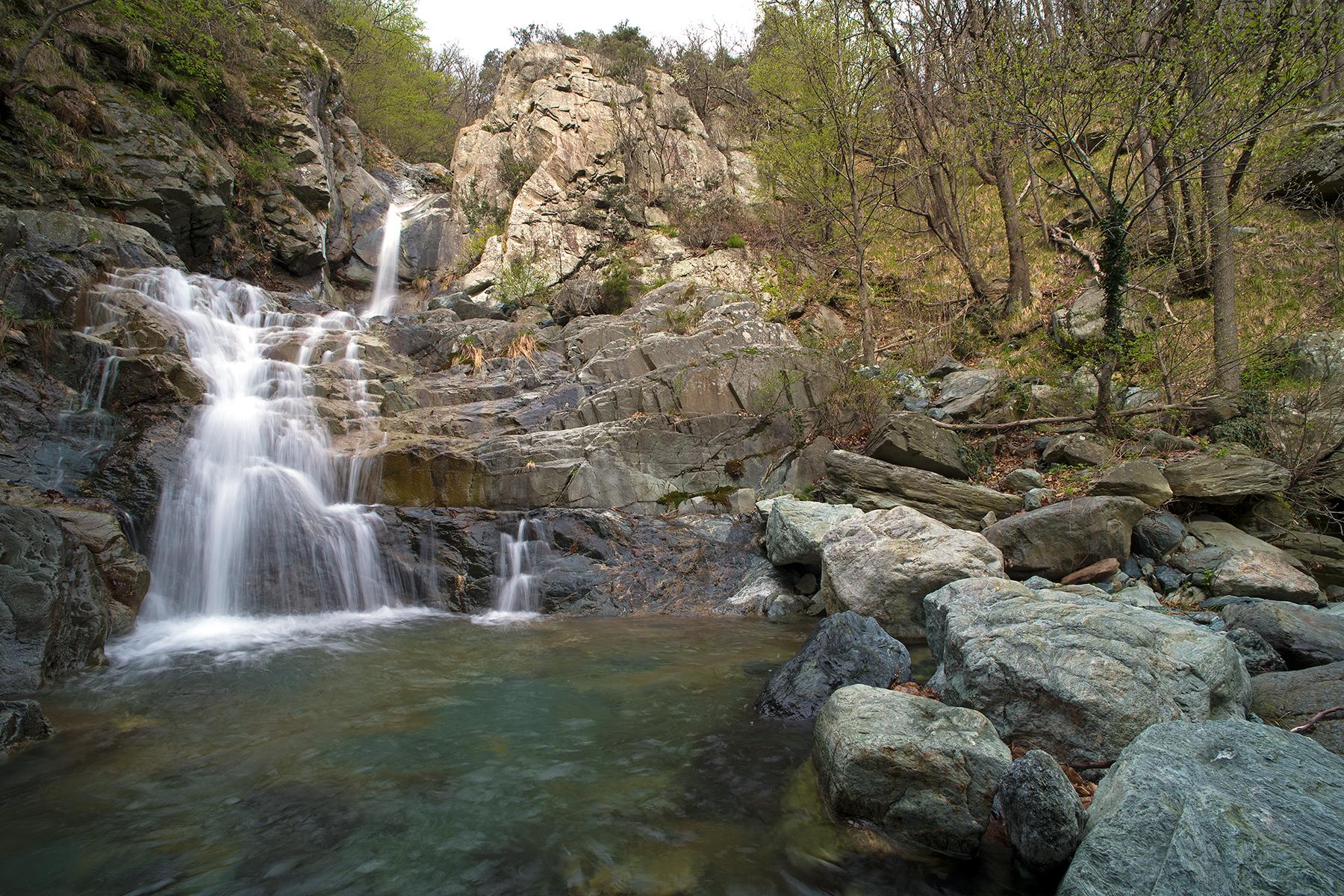 Trekking fotografico – Le cascate del Rio Gandolfi
